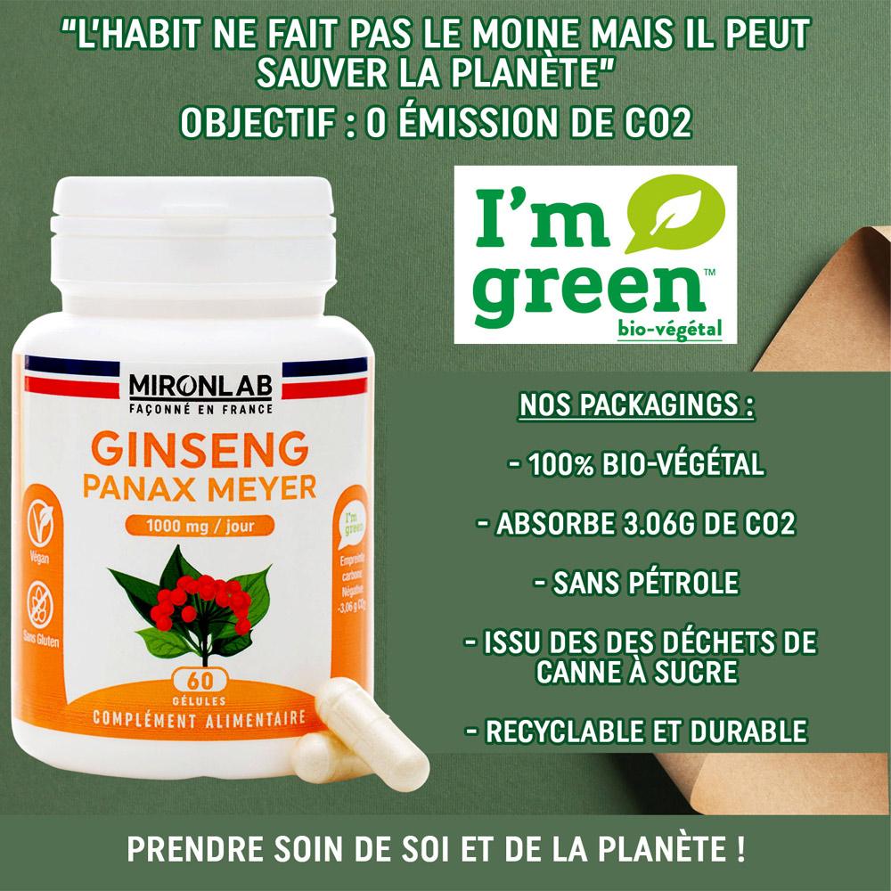 Ginseng-bio-végétal