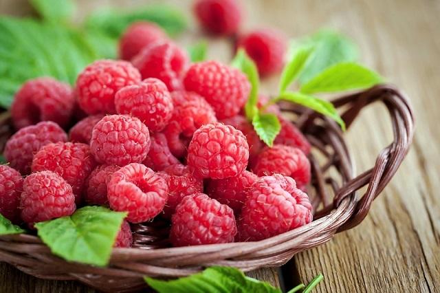 Effet raspberry ketone