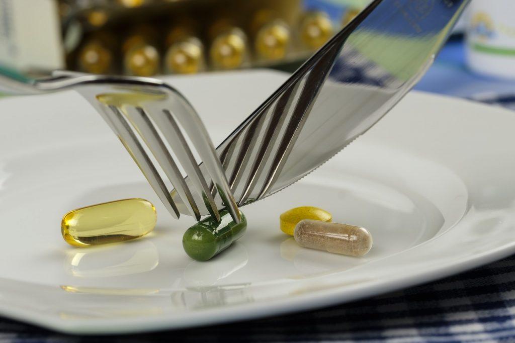 Dosage complément alimentaire