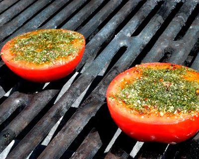 tomates persillées