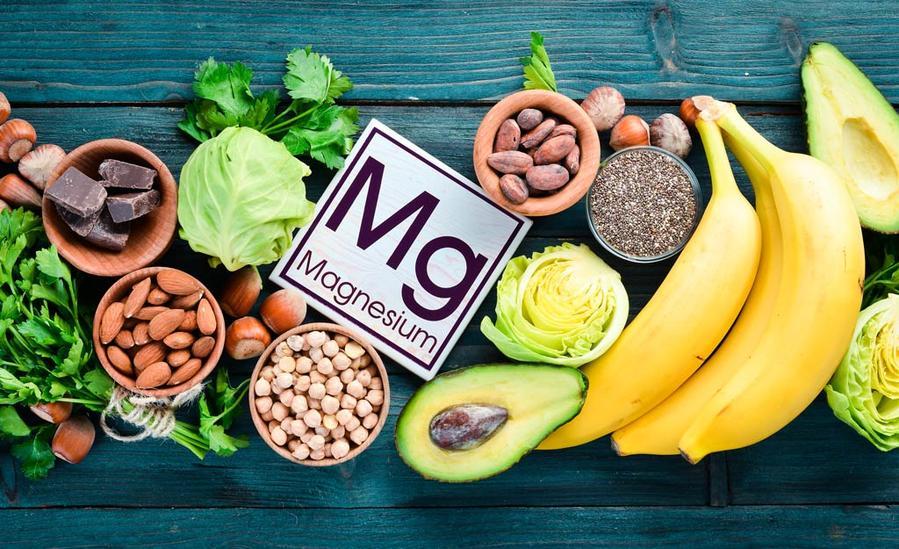 les formes du magnesium