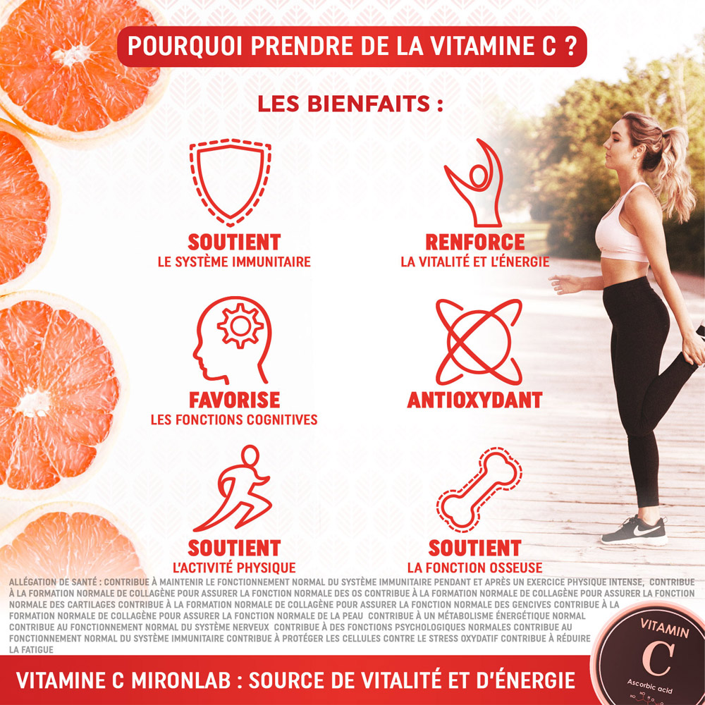 vitamine c bienfaits