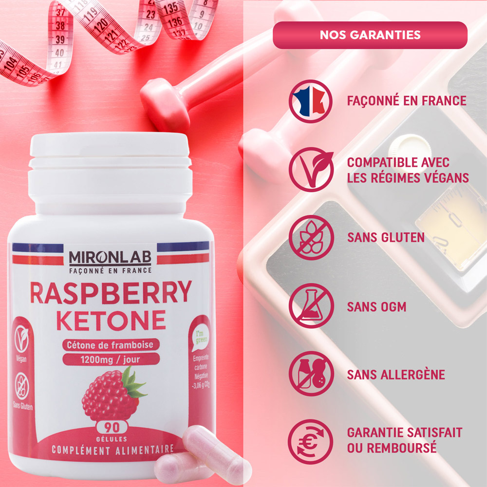 garantie-raspberry-ketone-mironlab